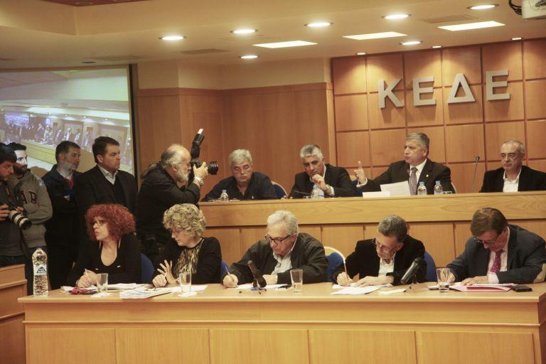 ΚΕΔΕ: Τα ανταποδοτικά τέλη δεν περιλαμβάνονται στα διαθέσιμα | tovima.gr