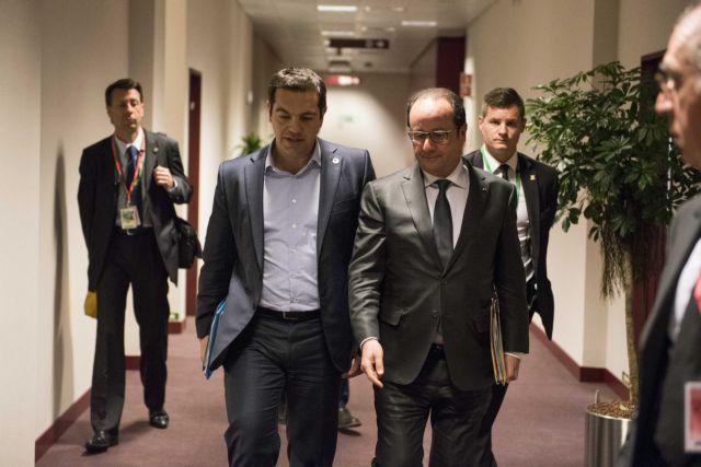 Ολάντ: Η Ελλάδα πρέπει να δείξει αποφασισμένη για μεταρρυθμίσεις | tovima.gr
