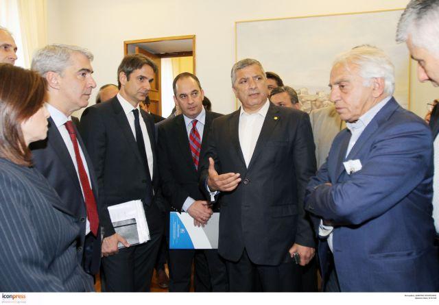 Γ. Πατούλης: «Διάλογος να διορθωθεί η συνταγματική εκτροπή» | tovima.gr
