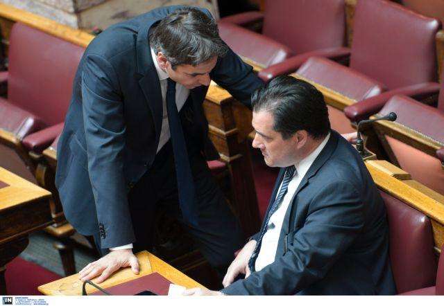 ΝΔ: Πολιτικός πολιτισμός κάλυψη στον εσωκομματικό πόλεμο | tovima.gr