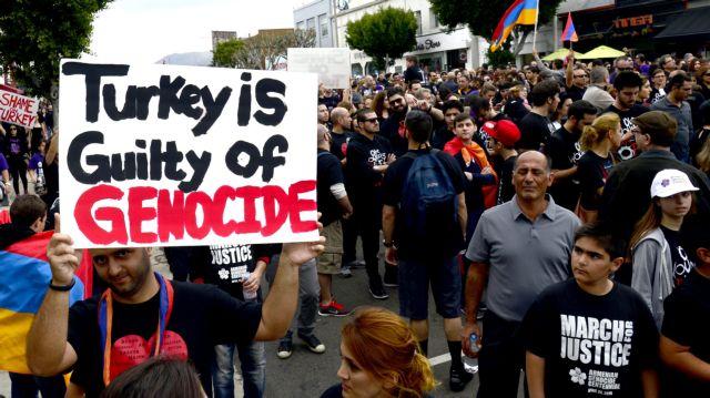 Ολλανδία: Η Βουλή αναγνώρισε την γενοκτονία των Αρμενίων | tovima.gr
