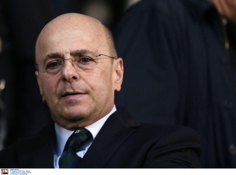 Την αποχώρησή του από τον Παναθηναϊκό ανακοίνωσε ο Αλαφούζος | tovima.gr