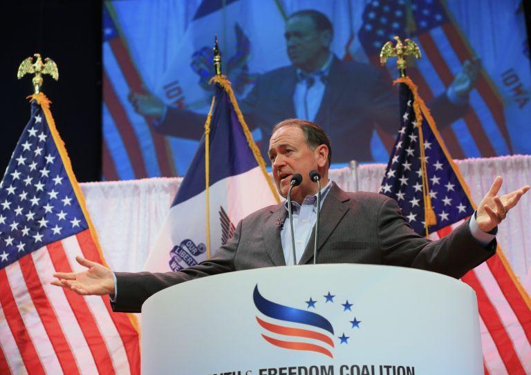 ΗΠΑ: Και ο Μάικ Χάκαμπι για το χρίσμα των Ρεπουμπλικανών | tovima.gr