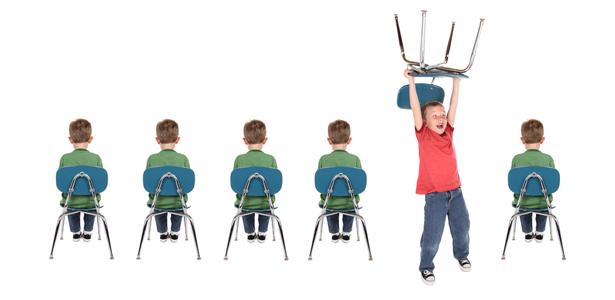 Αφήστε τα παιδιά με υπερκινητικότητα να (υπερ)κινούνται | tovima.gr