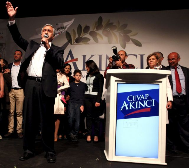 Η Λευκωσία επενδύει στον Ακιντζί, αλλά η Αγκυρα θέλει τον τελευταίο λόγο | tovima.gr