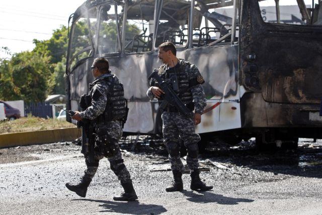 Μεξικό: Τουλάχιστον 39 νεκροί σε συγκρούσεις αστυνομικών – ενόπλων | tovima.gr