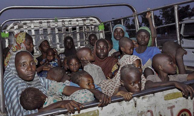 Διασωθείσες Νιγηριανές περιγράφουν τη φρίκη στα χέρια της Μπόκο Χαράμ | tovima.gr