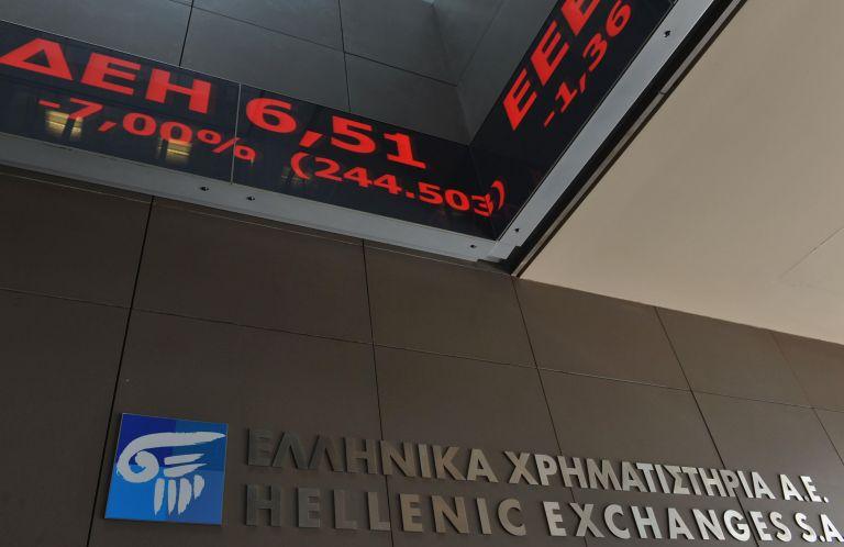 Με πτώση 3,85% έκλεισε το Χρηματιστήριο Αθηνών την Τρίτη   tovima.gr
