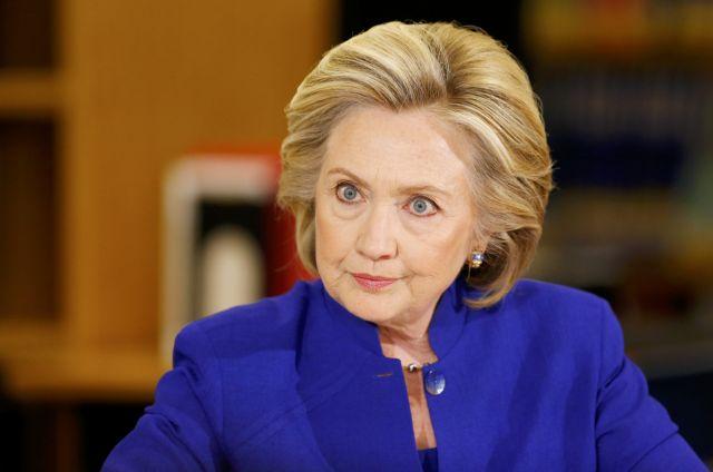 Το φθαρμένο πρόσωπο της Χίλαρι Κλίντον | tovima.gr