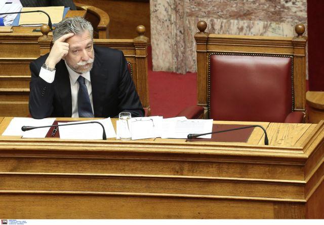 Roll call vote in Parliament for the critical sports bill | tovima.gr
