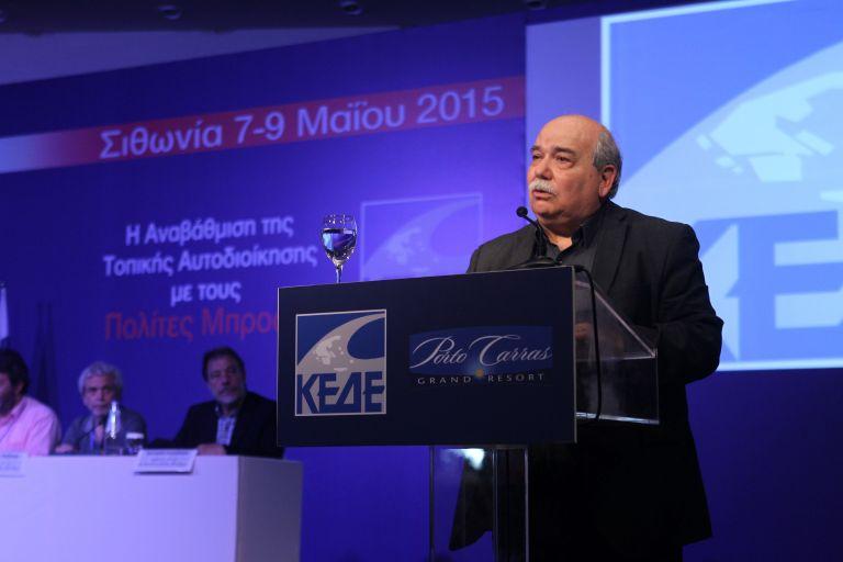 Βούτσης για απόφαση ΚΕΔΕ: Συνδικαλισμός παλαιού τύπου   tovima.gr