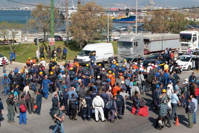 Νεκρός και τέταρτος εργάτης από το δυστύχημα της ΕΛΠΕ | tovima.gr