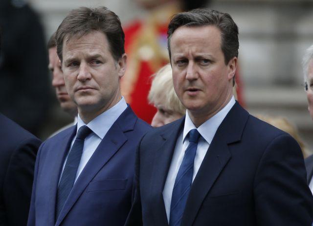 Βρετανικός Τύπος: Σκωτία και ΕΕ, oι προκλήσεις της κυβέρνησης Κάμερον | tovima.gr