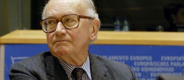 Πέθανε ο Αλεξάντρ Λαμφαλουσί, ένας από τους «πατέρες» του ευρώ | tovima.gr
