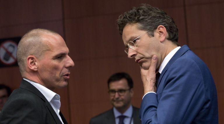 Ντάισελμπλουμ: Δεν είναι πιθανή η συμφωνία αυτή την εβδομάδα   tovima.gr