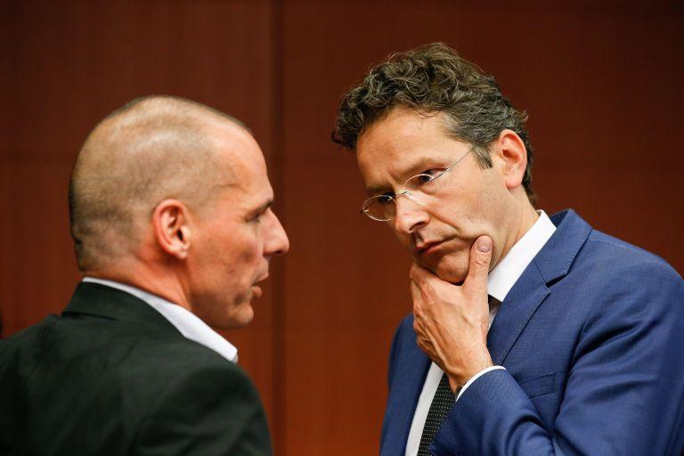 Dijsselbloem: Varoufakis constantly torpedoed negotiations with creditors | tovima.gr