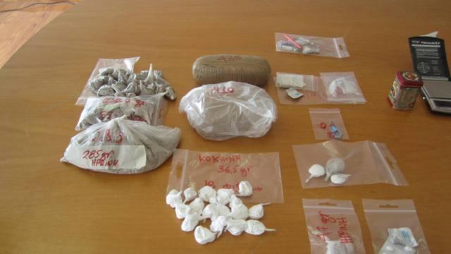 Ιωάννινα: Πολυμελής σπείρα διακινούσε ηρωίνη και κοκαΐνη | tovima.gr