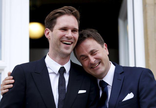 Λουξεμβούργο: Παντρεύτηκε τον σύντροφο του ο Πρωθυπουργός   tovima.gr
