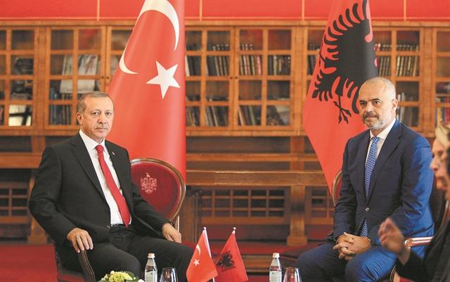 Ο εκτουρκισμός της Αλβανίας | tovima.gr