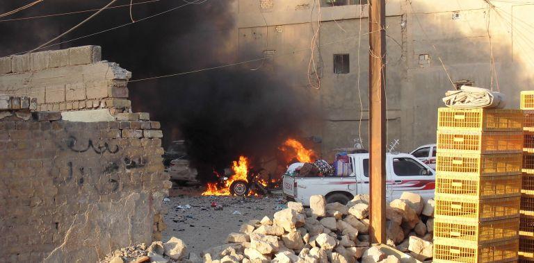 ΗΠΑ: Επιβεβαιώνουν ότι το ISIS έχει «το πάνω χέρι» στο Ραμάντι | tovima.gr