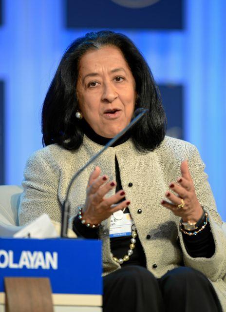 Λούμπνα Ολαγιάν: Η μάνατζερ που θέλει να αλλάξει τον αραβικό κόσμο   tovima.gr