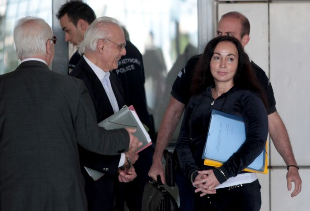 Vicky Stamati set to testify on military supplies scandal | tovima.gr