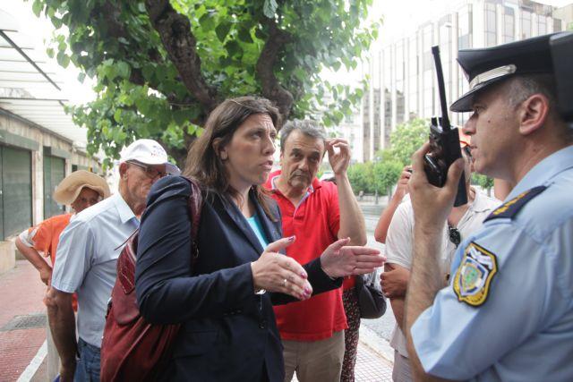 ΠΟΑΣΥ: Δυσαρέσκεια για τη συμπεριφορά της Z. Κωνσταντοπούλου | tovima.gr