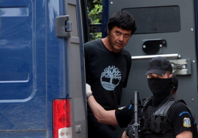 Christodoulos Xiros to submit deposition on prison break plans | tovima.gr