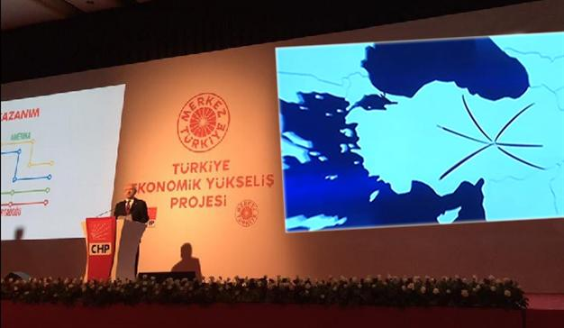 Μεγα-πόλη: Το φαραωνικό όραμα της τουρκικής αντιπολίτευσης   tovima.gr