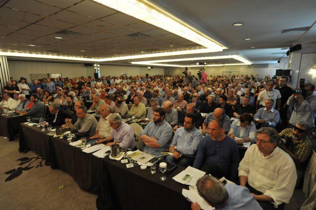 «Τουφεκιές» κατά της συμφωνίας, δραματική προειδοποίηση Μητρόπουλου στην ΚΕ του ΣΥΡΙΖΑ   tovima.gr