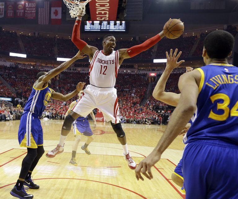 NBA:Το Χιούστον μείωσε σε 3-1 τους Γουόριορς   tovima.gr