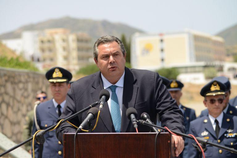 Καμμένος: H ψήφιση της συμφωνίας αποτελεί πατριωτικό καθήκον   tovima.gr