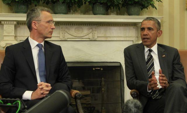 Ομπάμα: «Η Ουάσινγκτον συνεργάζεται με το ΝΑΤΟ κατά των τζιχαντιστών»   tovima.gr