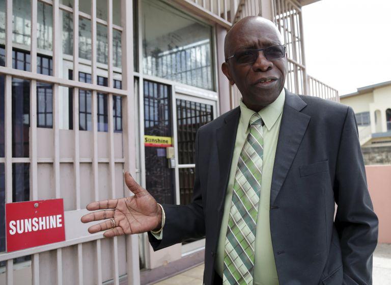Ελεύθερος με εγγύηση αφέθηκε ο πρώην αντιπρόεδρος της FIFA | tovima.gr