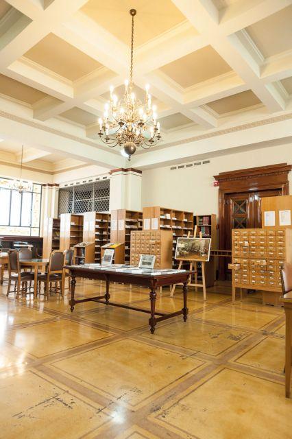 90 χρόνια Βιβλιοθήκη της Τράπεζας της Ελλάδος | tovima.gr
