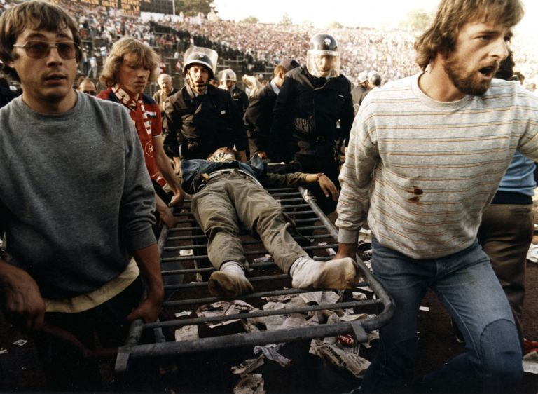 Τριάντα χρόνια από τη τραγωδία του Χέιζελ   tovima.gr
