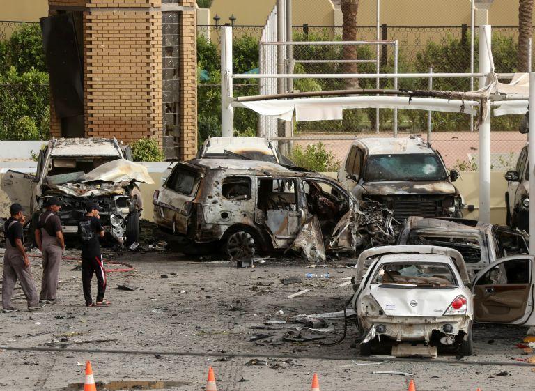 H ISIS ανέλαβε την ευθύνη για τις επιθέσεις σε ξενοδοχεία του Ιράκ | tovima.gr