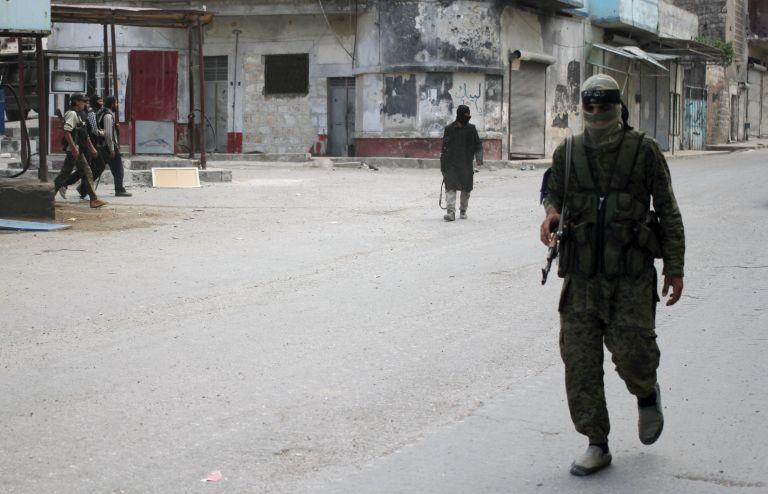 Συρία: Στα χέρια της αλ Κάιντα η επαρχία Ιντλίμπ   tovima.gr