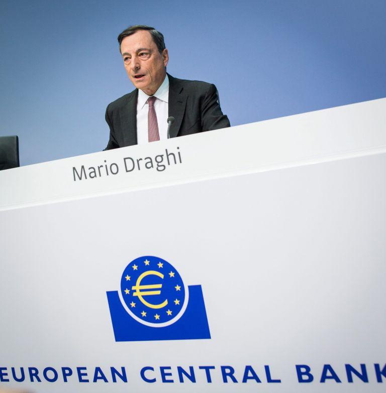 Ντράγκι: Προτείνει δημόσιο ταμείο για τα κόκκινα δάνεια | tovima.gr