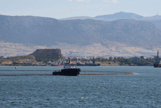 Άσκηση του Λιμενικού για την αντιμετώπιση θαλάσσιας ρύπανσης | tovima.gr