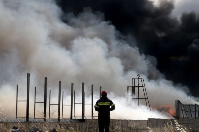 Suspect for fire at Aspropyrgos recycling plant to face charges | tovima.gr