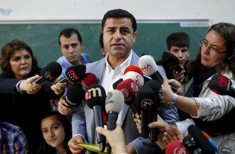 Τουρκία: Υποψήφιος στις εκλογές ο φυλακισμένος Ντεμιρτάς | tovima.gr