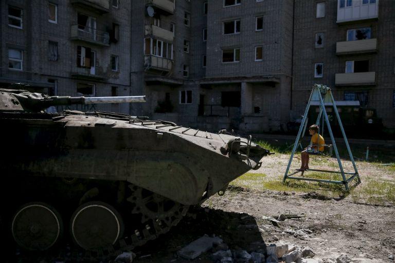 Ρωσικές αντιδράσεις προκαλεί η αμυντική ενίσχυση της Ουκρανίας   tovima.gr