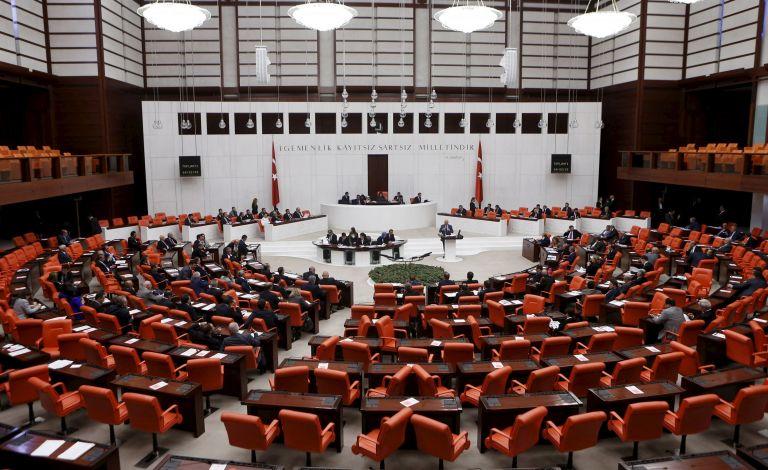 Τουρκία: Θρησκευτικό Σύνταγμα ζητά ο πρόεδρος της Βουλής   tovima.gr