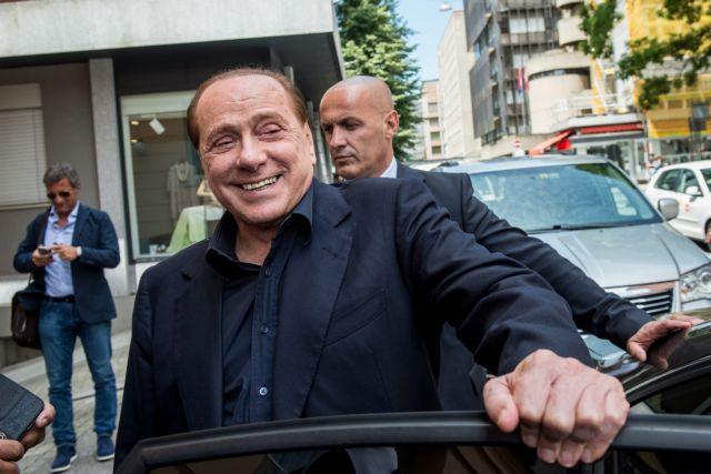 Παύει να ισχύει η απαγόρευση του εκλέγεσθαι για τον Μπερλουσκόνι | tovima.gr