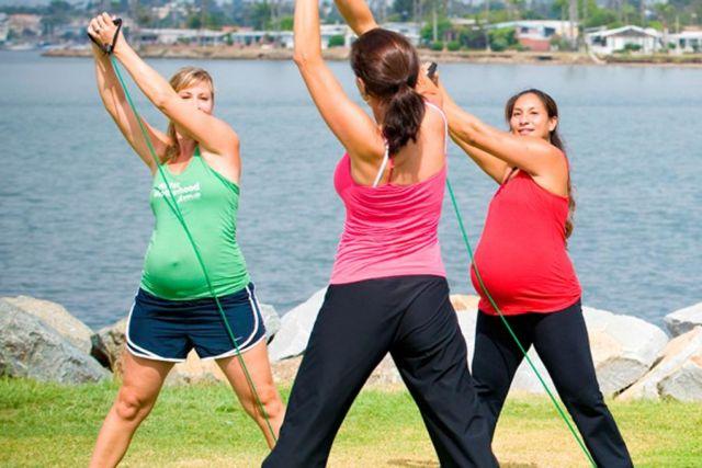 Η γυμναστική κατά την κύηση μειώνει τον κίνδυνο καισαρικής τομής   tovima.gr