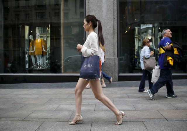 Πωλήσεις, κέρδη και… νέες δουλειές από τη μητρική των Zara   tovima.gr