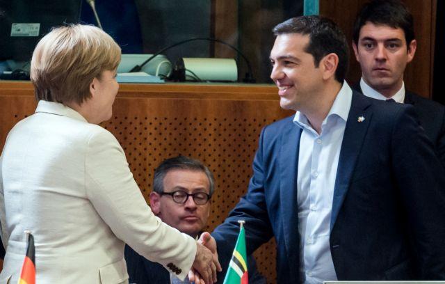 PM Alexis Tsipras to meet Chancellor Angela Merkel on Thursday | tovima.gr