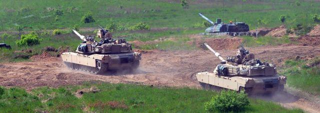 Επικίνδυνες πρόβες πολέμου ΗΠΑ – Ρωσίας | tovima.gr