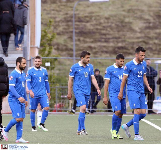 Ελεύθερη πτώση της Εθνικής στην κατάταξη της FIFA | tovima.gr